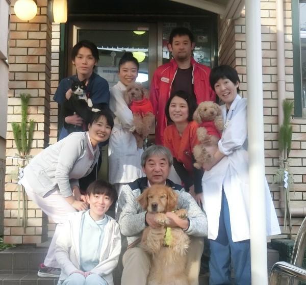 スタッフの人間性とチームワークが当院の財産です。獣医師募集!