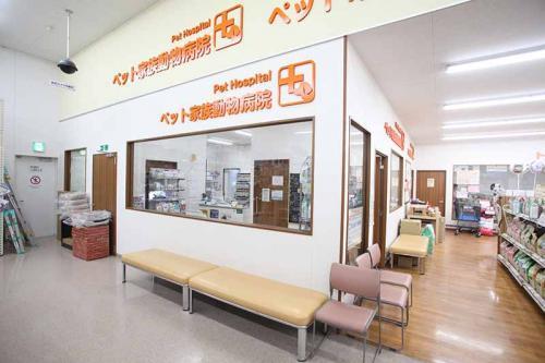 【トリマー募集!】ペットショップ・動物病院併設 一宮店