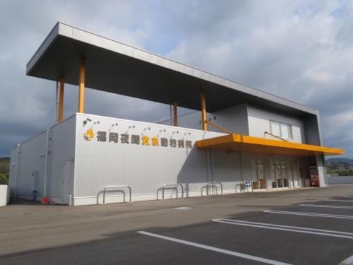 【週1日からOK】受付パート募集 福岡夜間救急動物病院