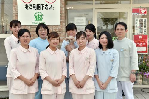 【山形市】動物看護師さんを募集してます!(正社員/パート可)