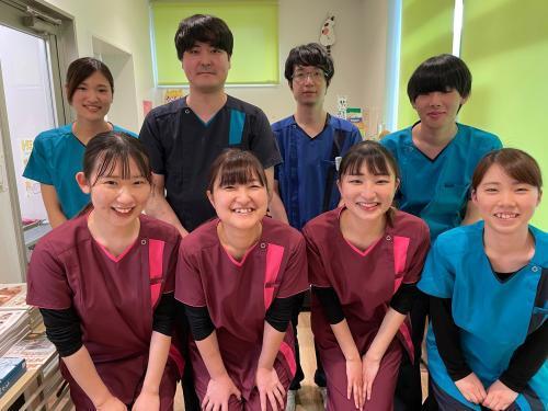 【社保完備】広島市 まるペットクリニック 動物看護師募集中