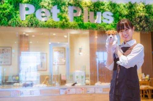 【武蔵村山市】ペットショップで一緒にお仕事【アルバイト】