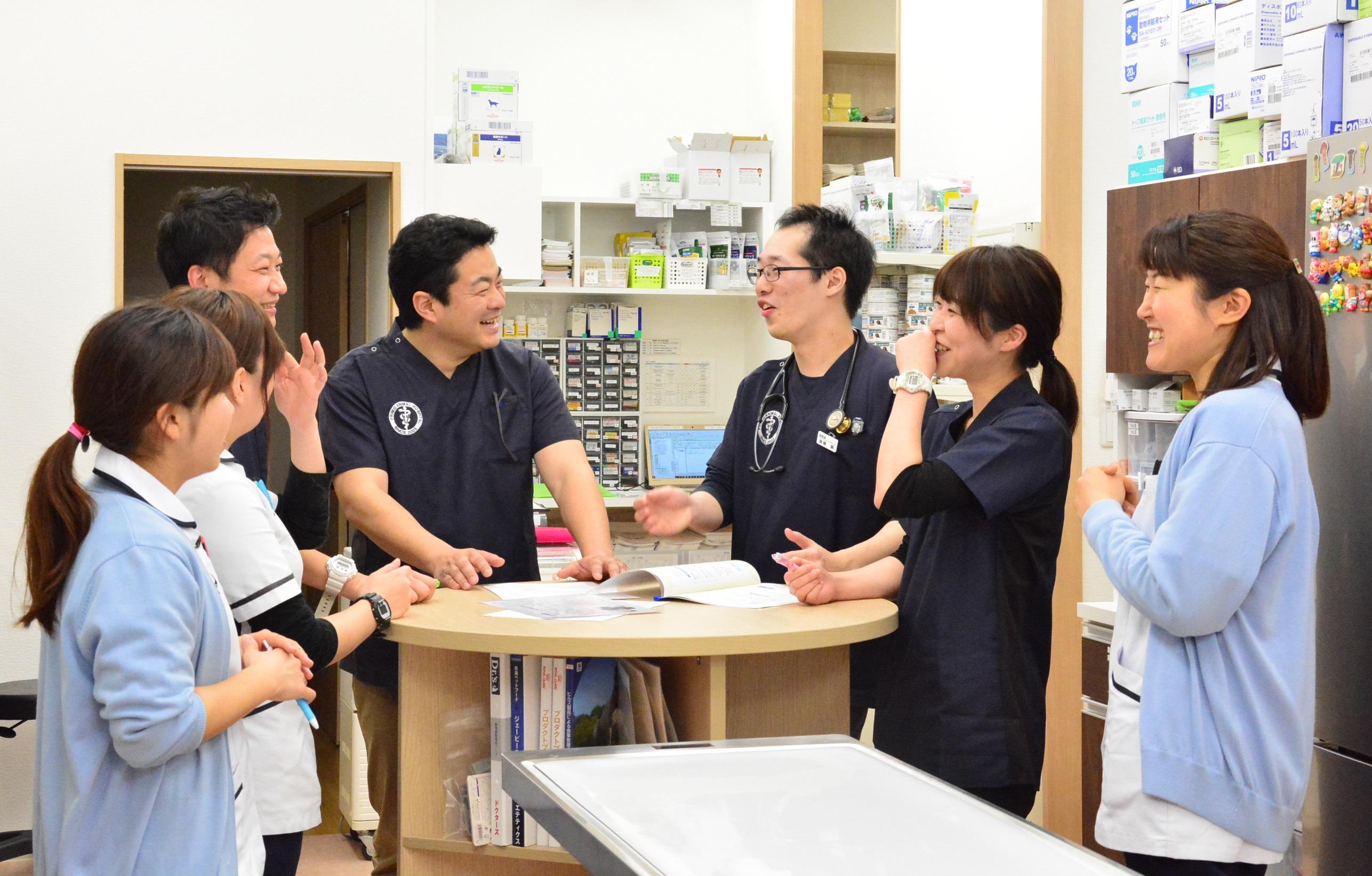 外科センターの画像診断医募集 プリモ動物医療センター第2病院