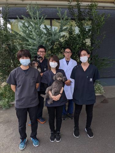 愛玩動物看護師の国家資格取得を目指す方、募集中です。
