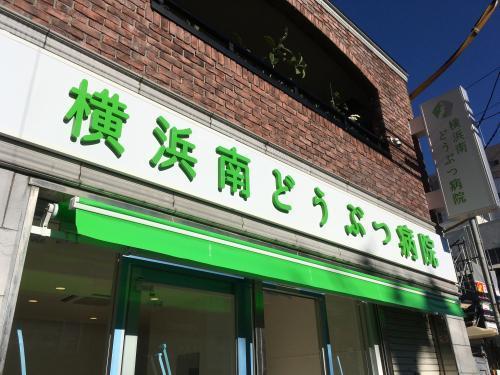動物看護師募集【横浜市南区】