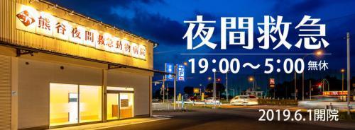 熊谷夜間救急動物病院