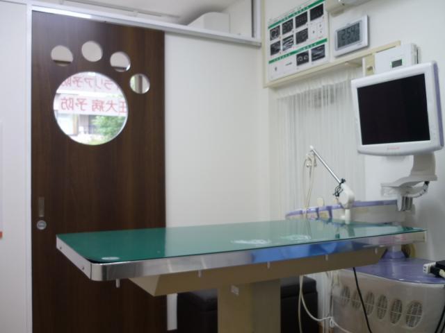 診察室は2つあります。