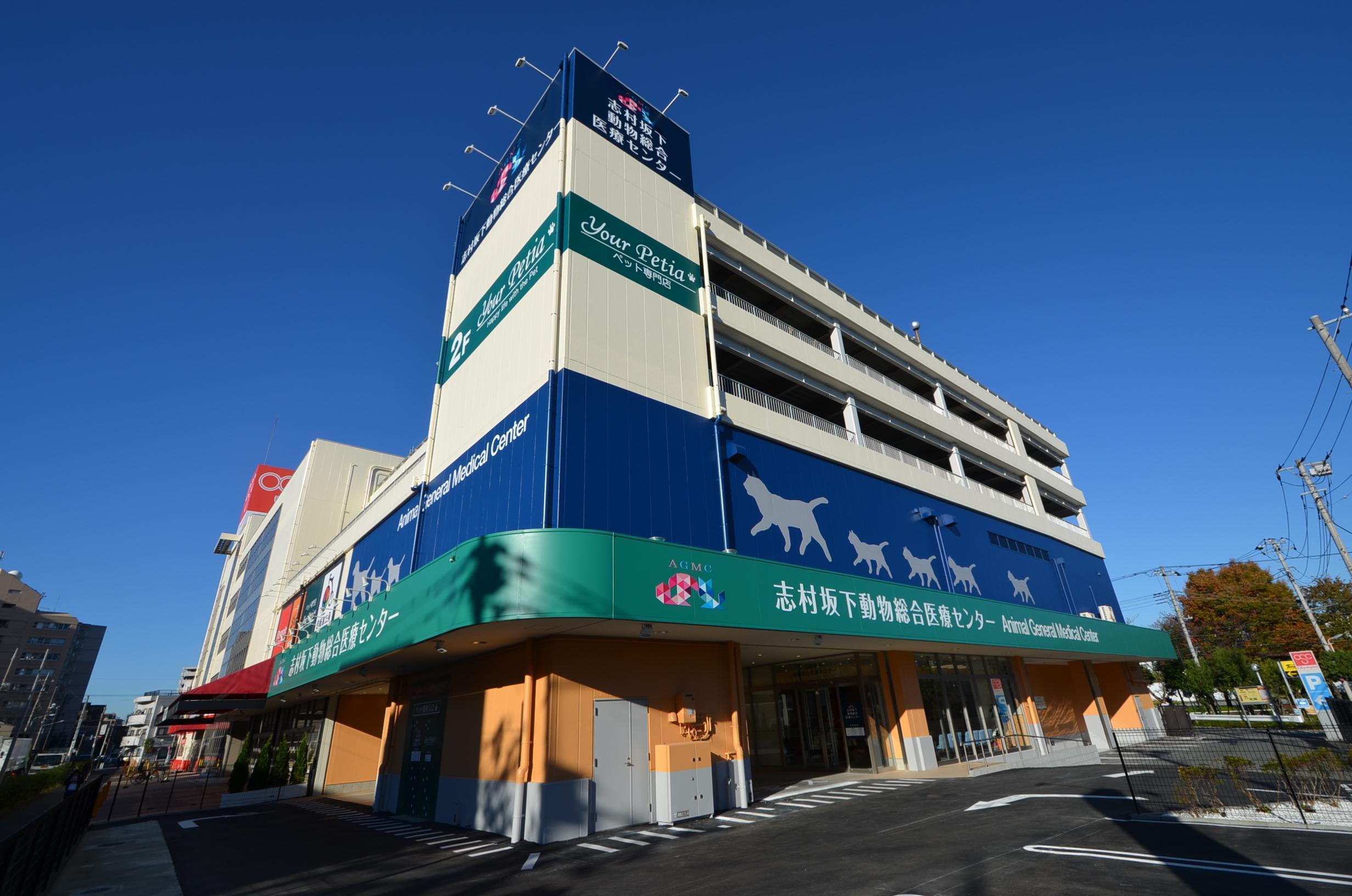 2018年11月オープン 志村坂下動物総合医療センター
