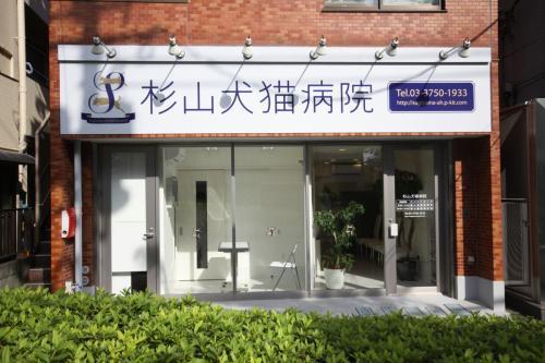 杉山犬猫病院