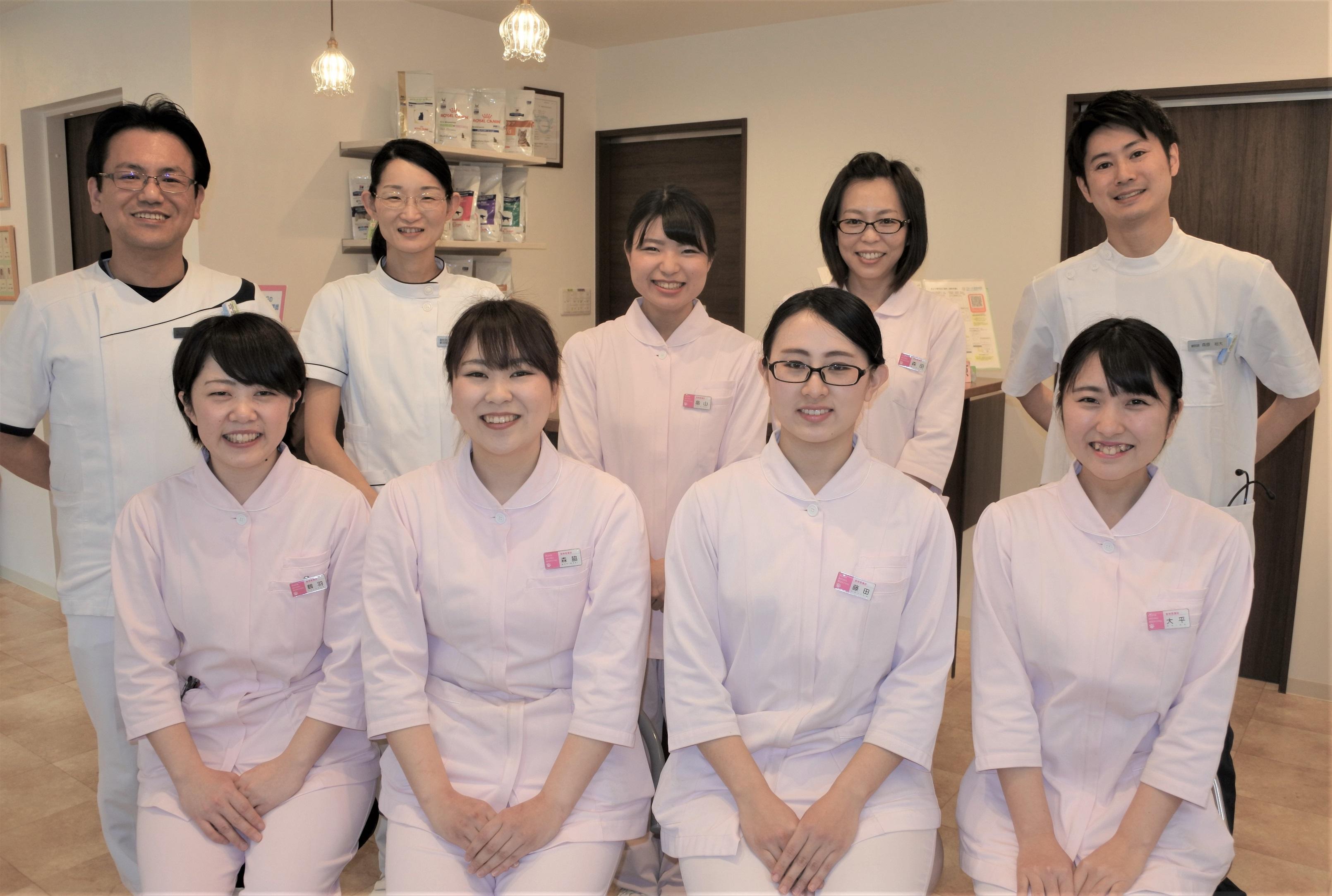 【パート獣医師】滋賀県守山市のフルール動物病院