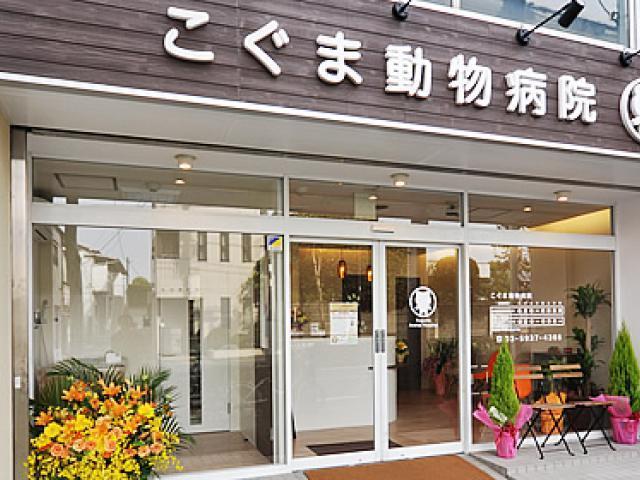 東京都中野区 こぐま動物病院 動物看護師募集