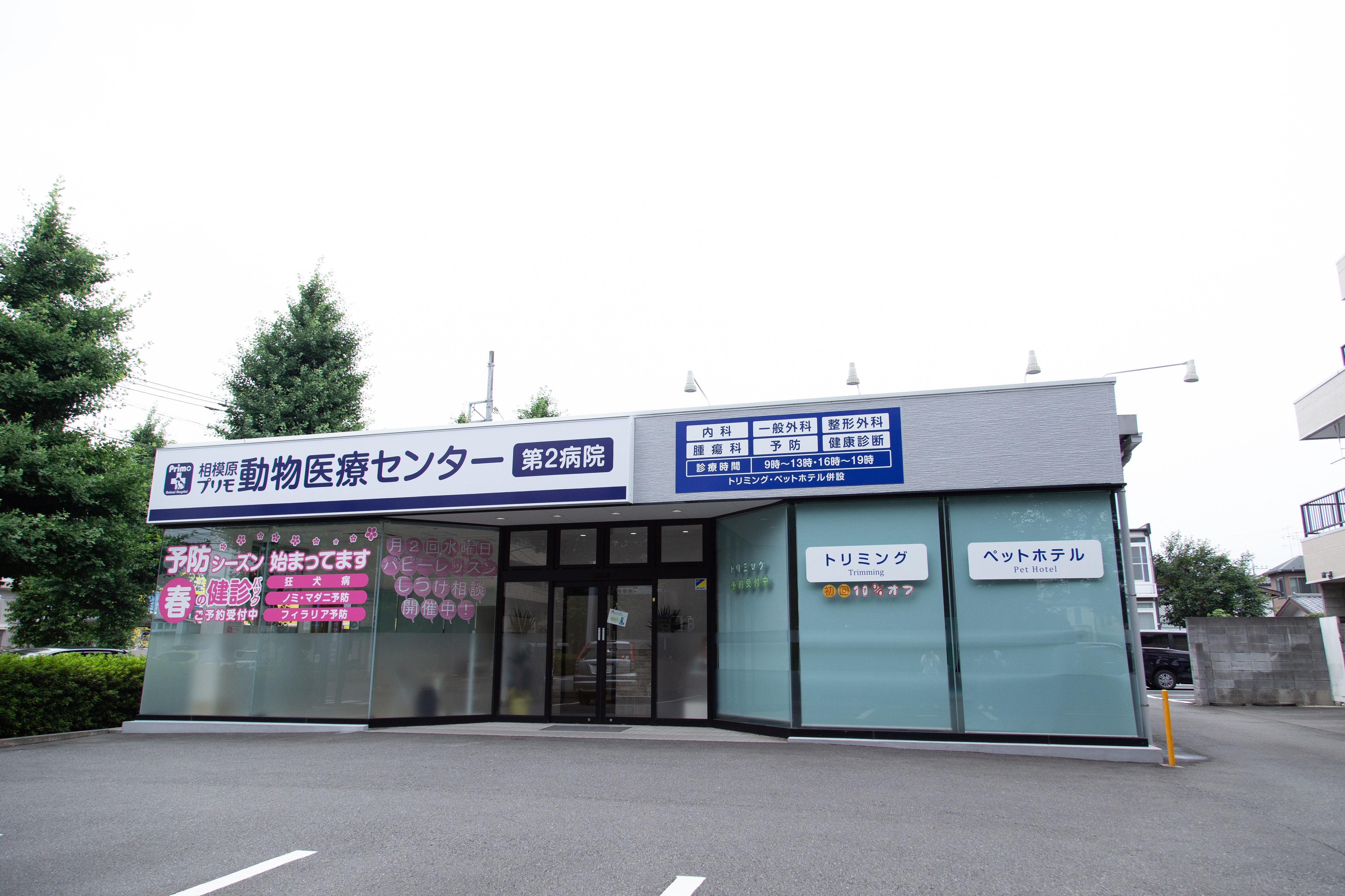 【夜間専任 獣医師募集】非常勤 プリモ動物病院グループ