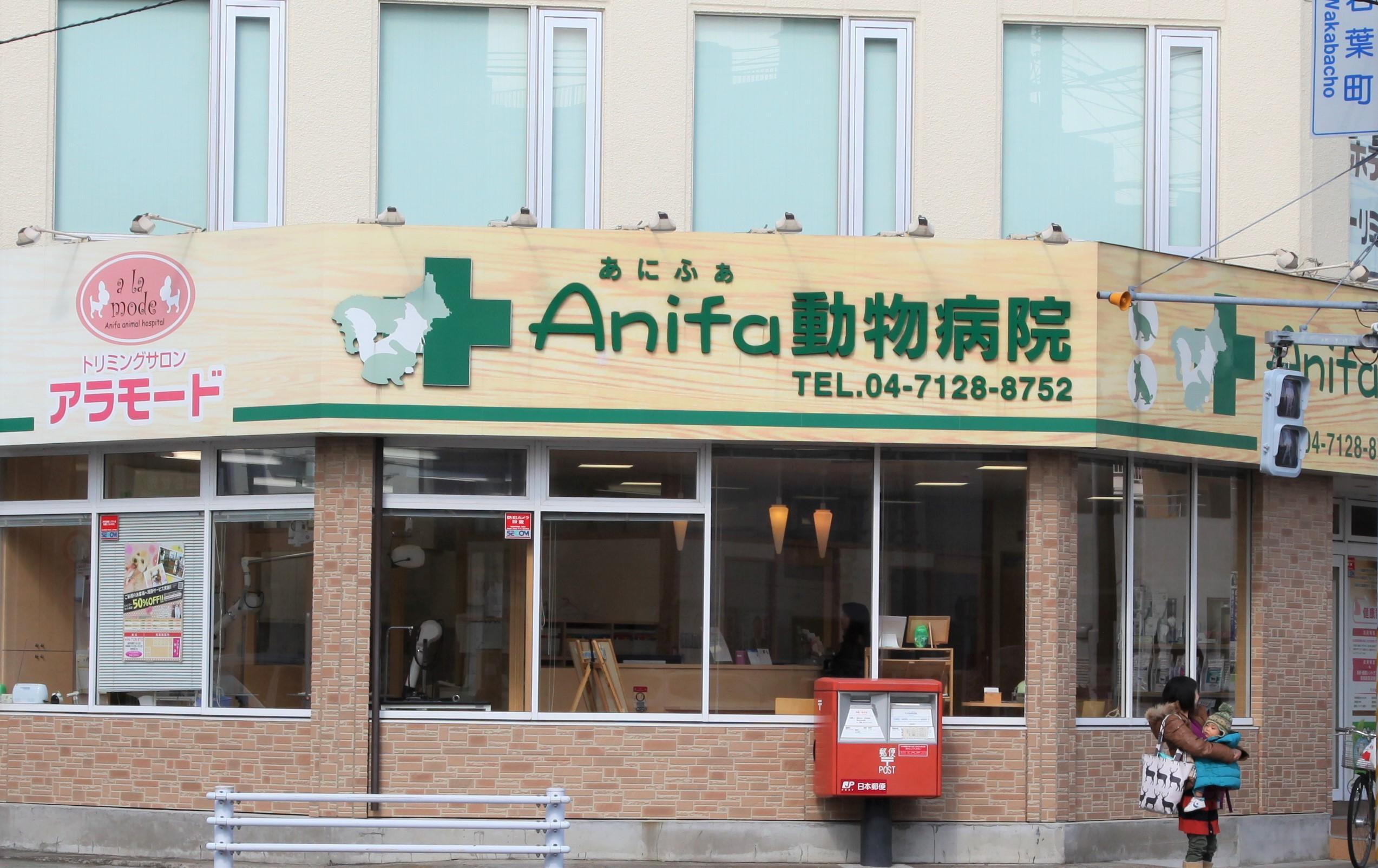 アニファ動物病院 柏病院