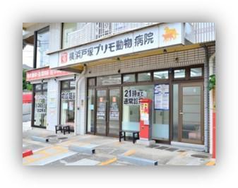 【横浜戸塚プリモ動物病院】動物看護師募集!