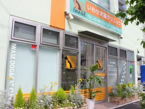 【週1からOK・動物病院の受付】台東区いわせ犬猫クリニック
