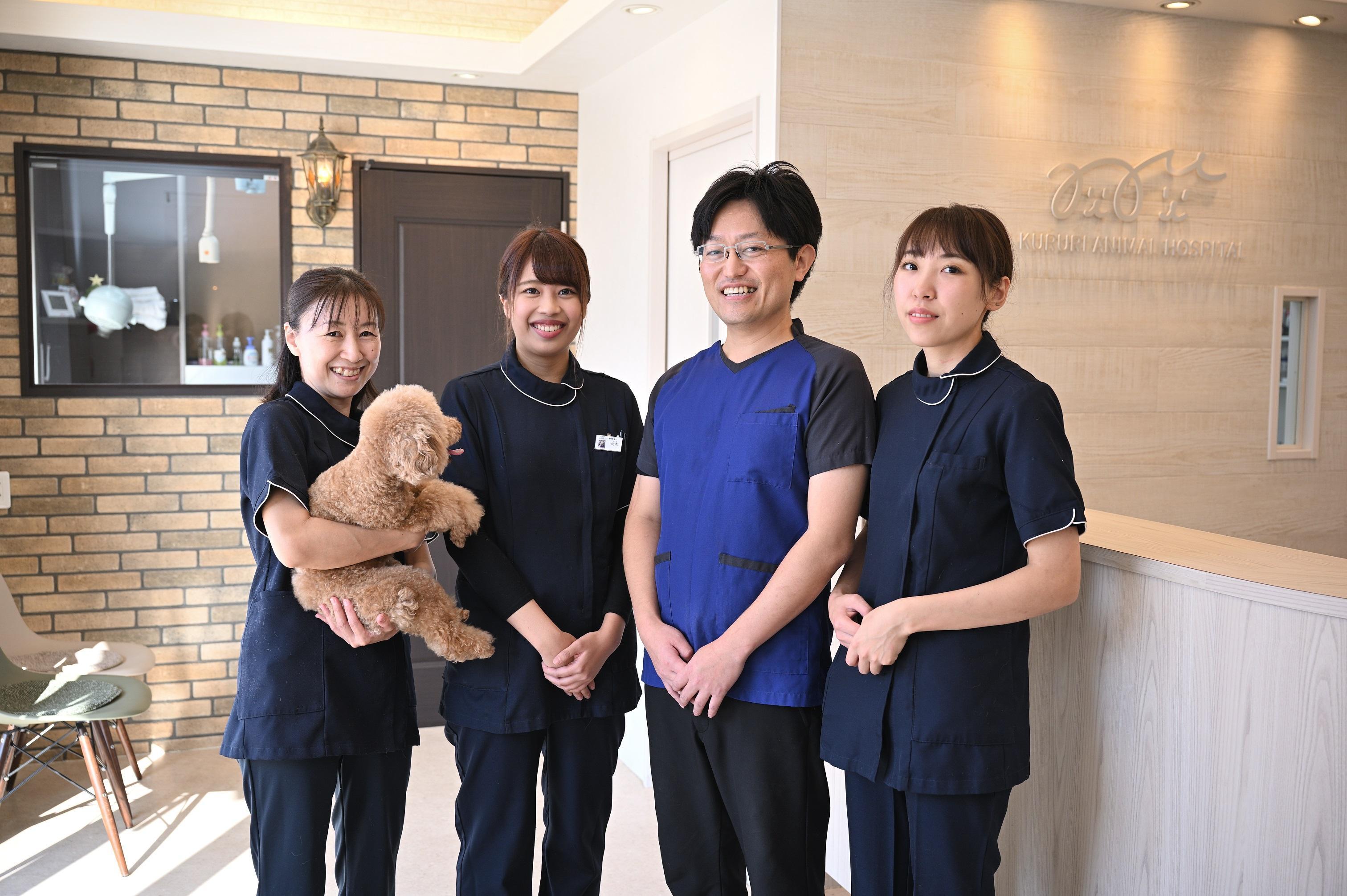 【動物看護師/正社員】月給18.5万~