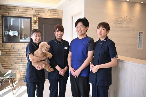 【動物看護師/正社員】月給18.7万~