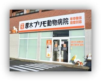 【非常勤】獣医師募集 厚木プリモ動物病院