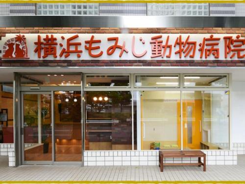 横浜もみじ動物病院