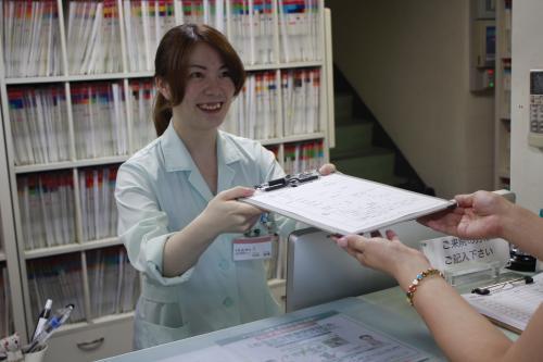 2次診療施設の受付募集